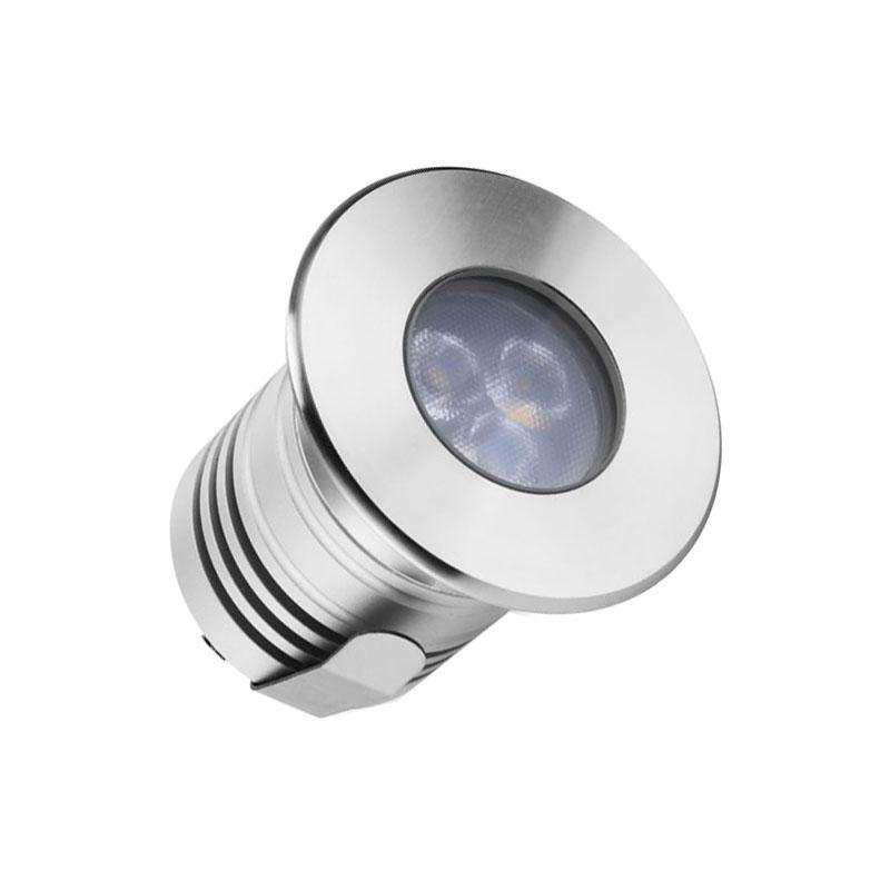 Foco Circular Led 10W 12V Para exteriores y sumergibles LED 12V IP68
